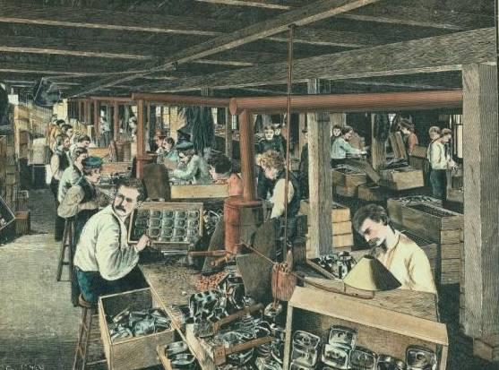 Historia del sector metalgráfico en España – 2ª parte