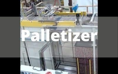PACKAGING PALLETIZER