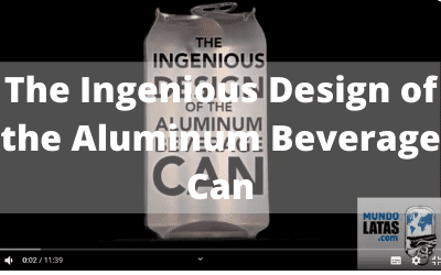 THE DESIGN OF THE ALUMINUM BEVERAGE CAN
