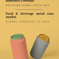 Mercado de latas de metal para alimentos y bebidas Por tipo