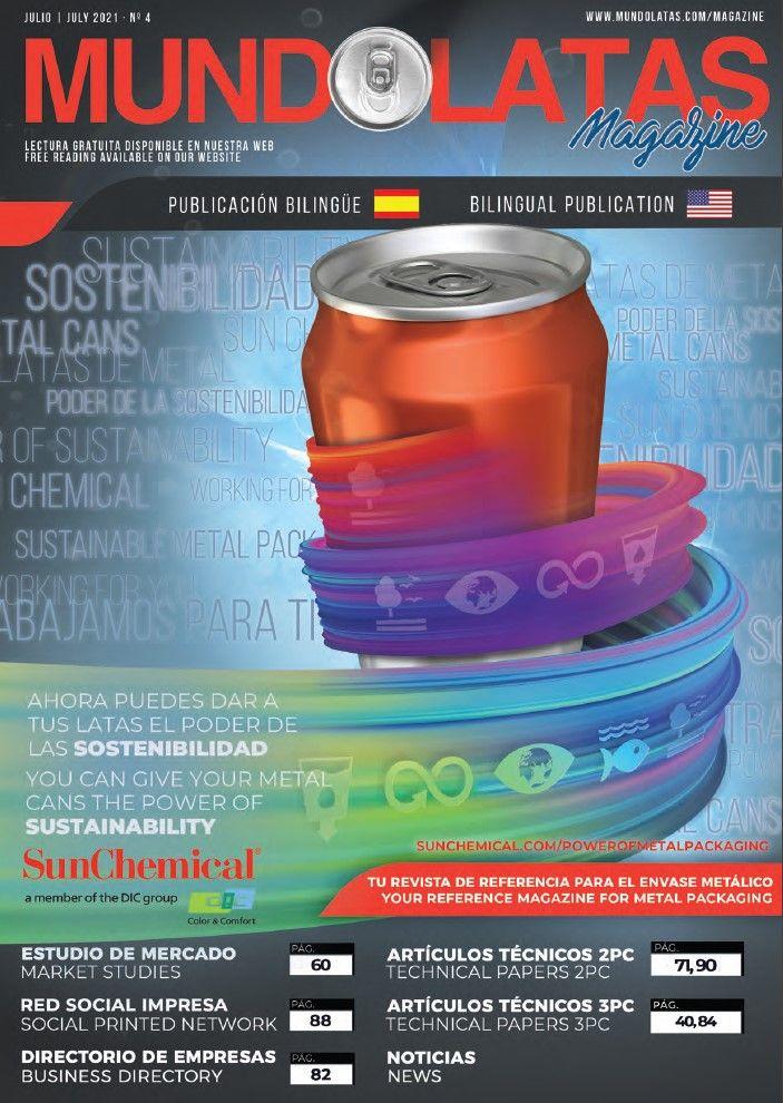 Portada Revista Julio 2021