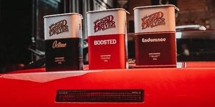 THE GOOD DRIVER COFFE APUESTA POR EL AUTOMOVILISMO PARA SU NUEVO DISEÑO ENLATADO
