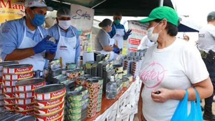 El programa 'A comer pescado' consigue comercializar un millón de latas en Perú